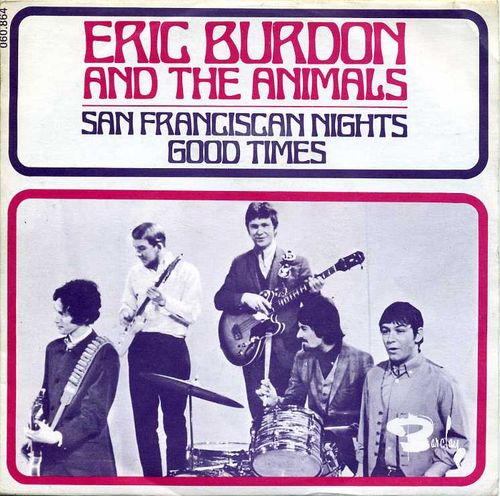 Eric Burdon y los animales - Noches de San Francisco