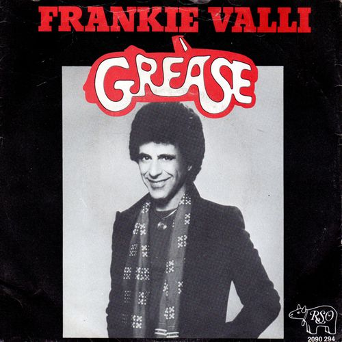 Frankie Valli - Grease (Portada)