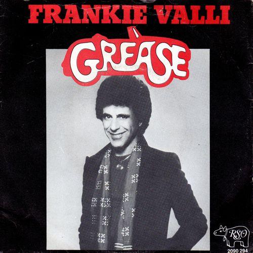 Frankie Valli - Grease (Portada)
