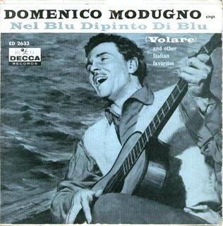 Domenico Modugno - Nel Blue Didpinto Di blu