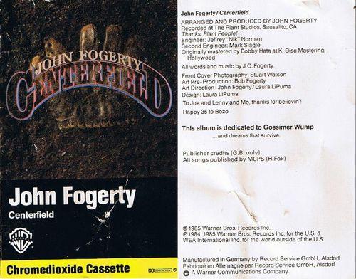 Centerfield - Cassette (Parte 2)