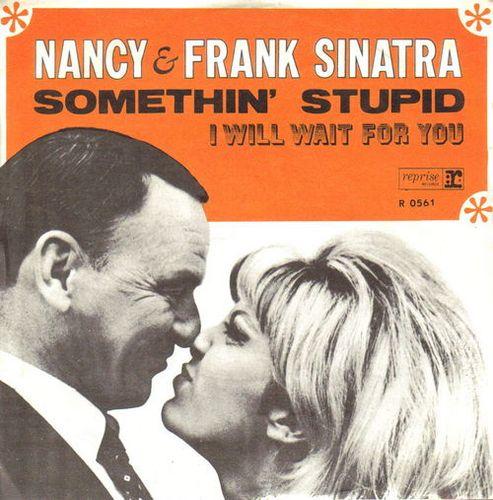 Nancy & Frank Sinatra (Portada45)