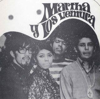 Martha Y Los Ventura