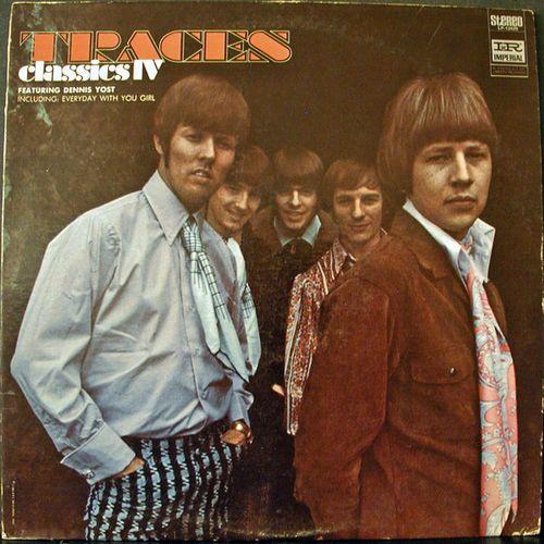 Classics IV - Traces (Album)