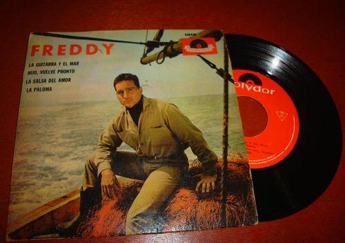 Freddy Quinn -  Frente