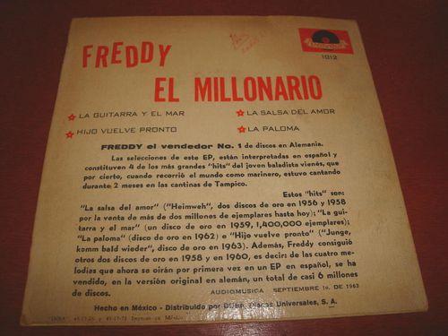 Freddy Quinn - Atrás