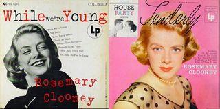 Rosemary Clooney - 1954 - 1955