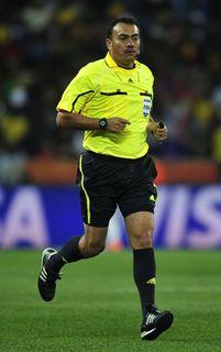 Carlos Batres - arbitro