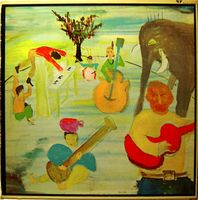 The Band - Music From Big Pink (Frente)