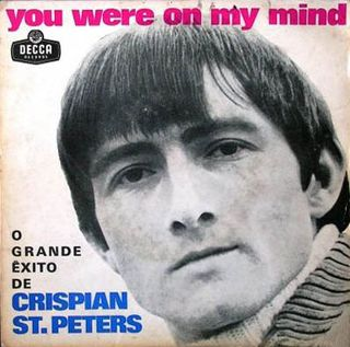 Crispian St Peters - You Were On My Mind (Portada)