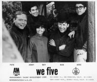 We Five Promo (Blanco y negro)