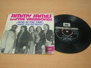 Jimmy James & The Vagabonds