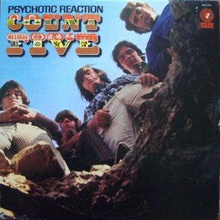 Psychotic Reaction - Portada L.P