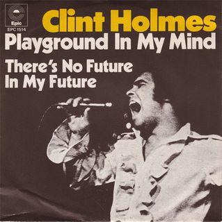 Playground In My Mind (45 R.PM)