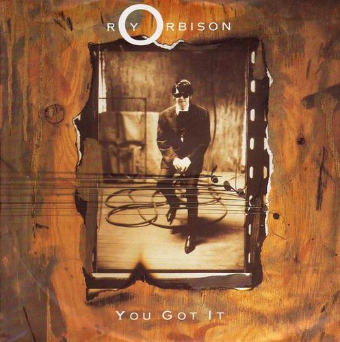 Roy Orbison - You Got It (Portada 45 R.P.M)