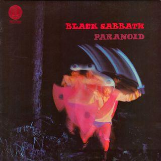 Black Sabbath - Paranoid (L.P.)