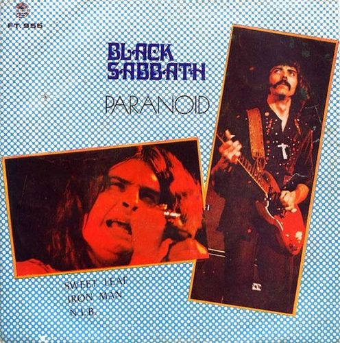 Black Sabbath - Paranoid (E.P.)