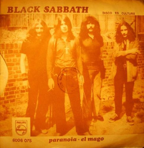 Black Sabbath - Paranoia