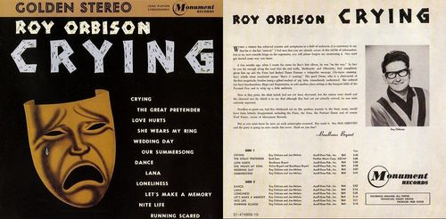 Roy Orbison - Crying (Stereo)