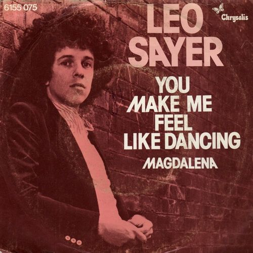 Leo Sayer - You Make Me Feel Like Dancing
