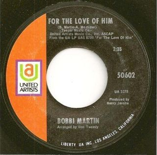Bobbi Martin - For The Love Of Him