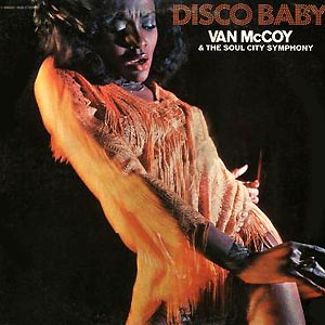 Van McCoy - Disco Baby (Album)