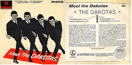 Meet the Dakotas - EP